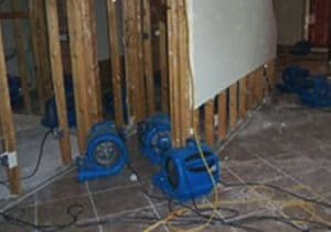 Water Damage Cleanup Gilbert AZ