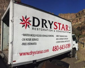 Water Damage Repair Mesa AZ